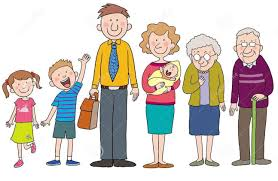Světlo Všude: Rodina